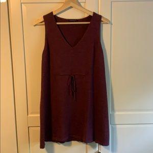 Eileen Fisher Purple Tunic size S